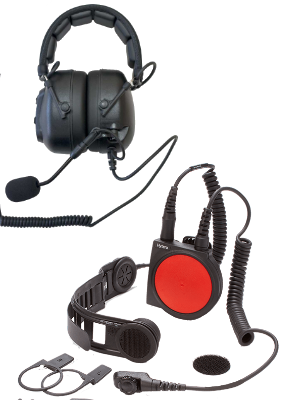 Hytera TC-446S Headsets