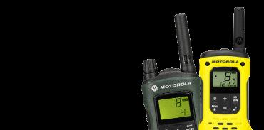 Goedkope walkie talkies