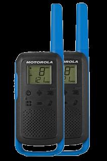 Motorola Talkabout T62 Blauw
