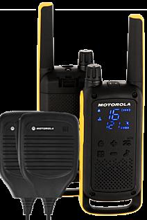 Motorola Talkabout T82 Extreme Twin met RSM