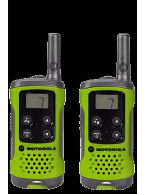 Motorola TLKR T41 GROEN