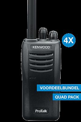 Kenwood TK-3501 Quad pack