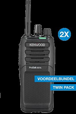 Kenwood TK-3701D Twin pack