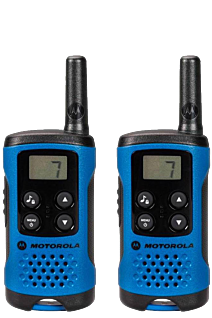 Motorola TLKR T41 BLAUW