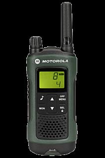 Motorola TLKR T81 Hunter GROEN