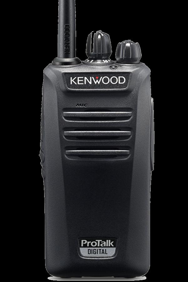 Kenwood portofoon huren