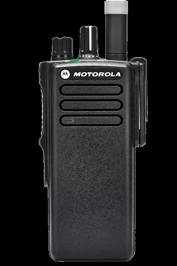 Motorola digitale portofoon huren