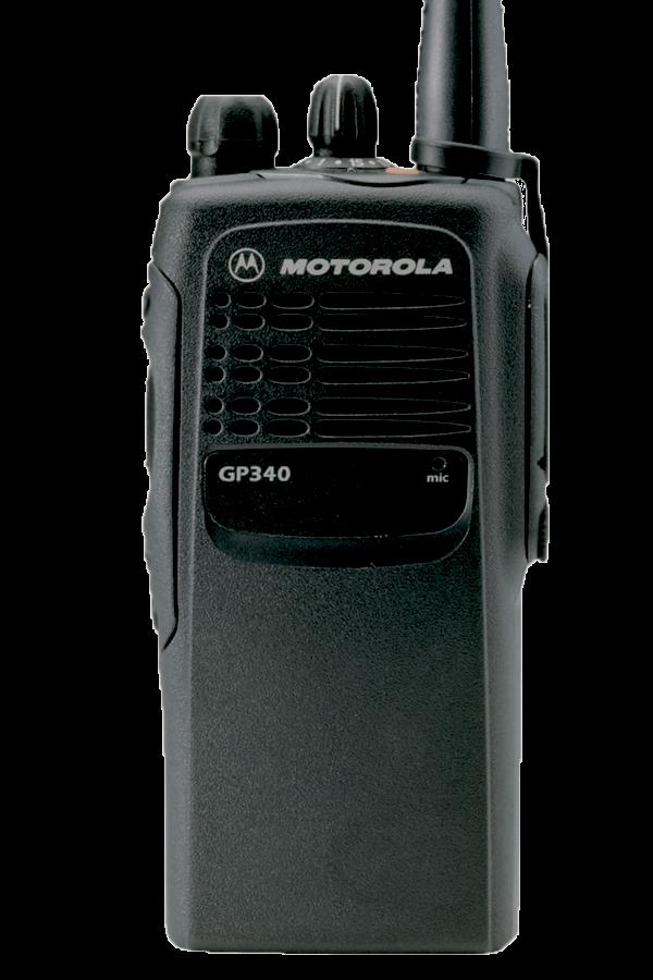 Motorola portofoon huren